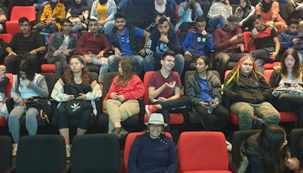 יערה שילה מרצה לפרלמנט נוער 2020 המועצה לשלום הילד צילום: LY ליצי